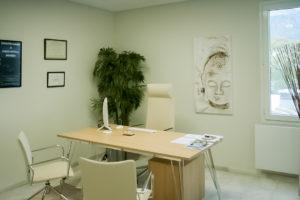 Sala Citas Ginecología Marbella