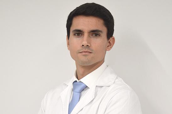 Dr. Pablo García Montero