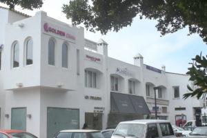 Localización Golden Clinic